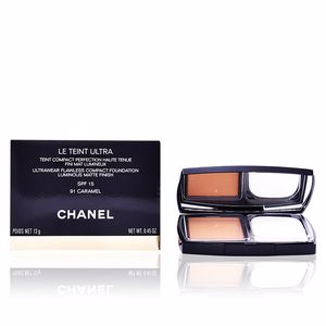 Foundation Make-up LE TEINT ULTRA teint compact haute tenue Chanel