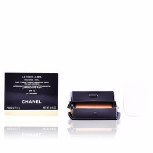 Foundation makeup LE TEINT ULTRA ultrawear flawless compact refill Chanel