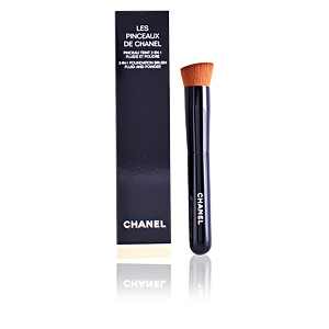Makeup brushes LES PINCEAUX 2 in 1 foundation brush fluid & powder Chanel