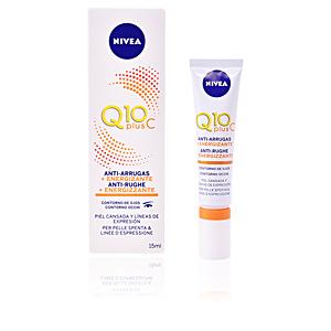 Q10+ anti-arrugas ojos energizante 15 ml