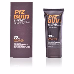Facial ALLERGY face cream SPF30 Piz Buin