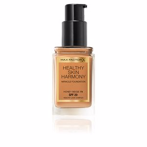 Foundation makeup HEALTHY SKIN HARMONY foundation Max Factor