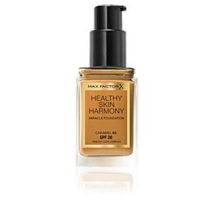 HEALTHY SKIN HARMONY foundation #85-caramel