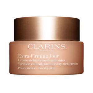 Tratamiento Facial Reafirmante EXTRA FIRMING JOUR crème riche fermeté anti-rides Clarins