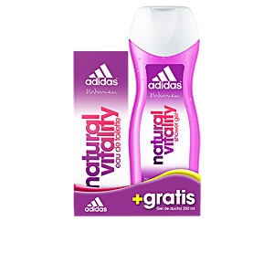 Adidas WOMAN NATURAL VITALITY SET perfume