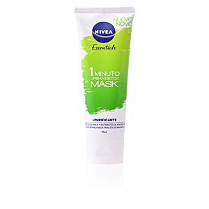 Face mask URBAN SKIN DETOX 1 MINUTO MASK purificante Nivea