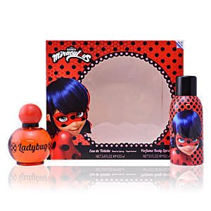 Cartoon MIRACULOUS LADYBUG SET perfume