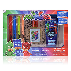 Cartoon PJMASKS SET perfume