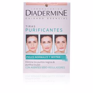 Acne Treatment Cream & blackhead removal TIRAS PURIFICANTES piel normal-mixta Diadermine