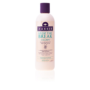 Shampooing anti-casse STOP THE BREAK shampoo Aussie