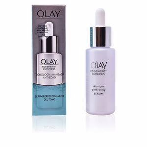 Efecto flash REGENERIST LUMINOUS sérum perfeccionador del tono Olay