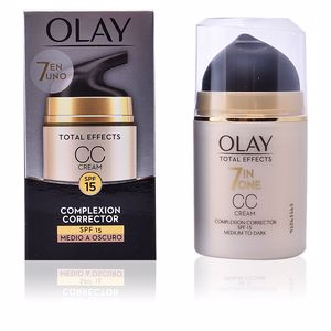 CC Cream TOTAL EFFECTS CC cream SPF15 Olay