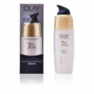 Anti aging cream & anti wrinkle treatment TOTAL EFFECTS sérum suavidad instantánea Olay