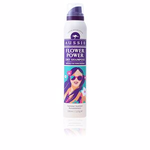 Champú en seco FLOWER POWER dry shampoo Aussie