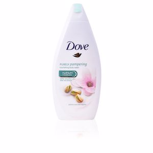 Gel de baño PURELY PAMPERING nourishing body wash Dove