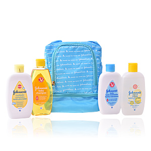 Body moisturiser BABY MOCHILA AZUL SET Johnson's