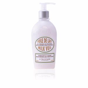 Body moisturiser AMANDE voile de lait