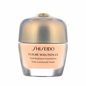 FUTURE SOLUTION LX total radiance foundation #3-golden Shiseido