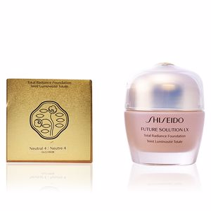 Foundation makeup FUTURE SOLUTION LX total radiance foundation Shiseido