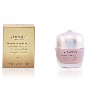FUTURE SOLUTION LX total radiance foundation #3-rose Shiseido
