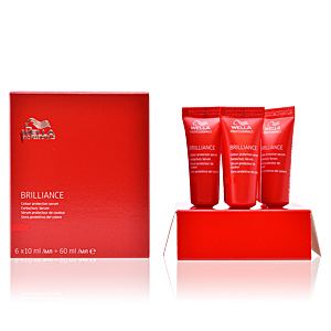 BRILLIANCE color protection serum 6 x 10 ml