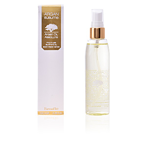 Tratamiento brillo ARGAN OIL ABSOLUTE multi-use silkifying oil Farmavita
