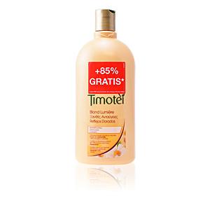 Shampooing couleur REFLEJOS DORADOS champú Timotei