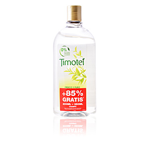 Moisturizing shampoo TÉ VERDE champú fresco y puro Timotei
