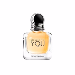BECAUSE IT'S YOU eau de parfum vaporizador 30 ml