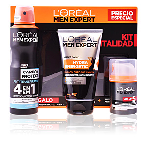 Kit di Cosmetici MEN EXPERT VITA-LIFT 5 LOTTO L'Oréal París