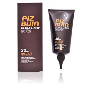 Faciales ULTRA LIGHT dry touch sun fluid SPF30 Piz Buin