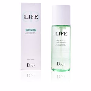Make-up remover HYDRALIFE lotion to foam fresh cleanser Dior