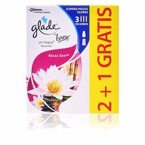 Deodorante per ambienti UN TOQUE ambientador recambio #relax zen Brise
