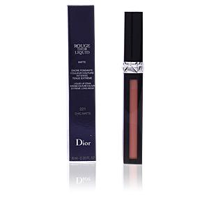 Dior, ROUGE DIOR LIQUID encre fondante #221-chic matte