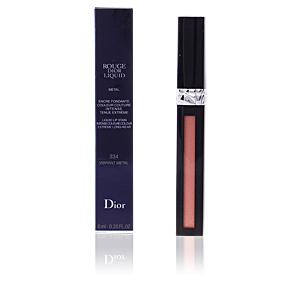 Dior, ROUGE DIOR LIQUID encre fondante #334-vibrant metal