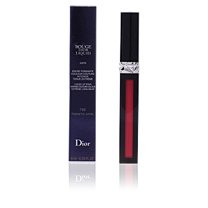 Dior, ROUGE DIOR LIQUID encre fondante #788-frenetic satin