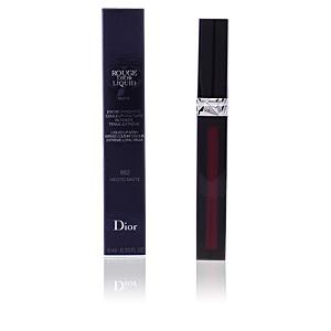 Dior, ROUGE DIOR LIQUID encre fondante #862-hectic matte