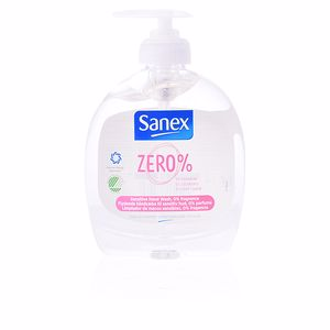 Seife ZERO % SENSITIVE hand wash Sanex