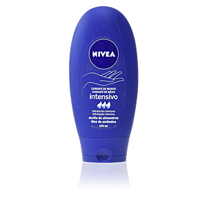 Hand cream & treatments INTENSIVO cuidado manos con aceite almendras Nivea