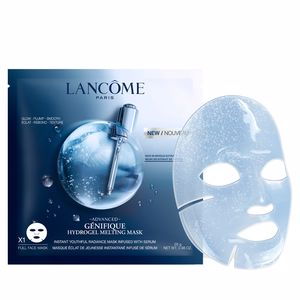 Anti-rugas e anti envelhecimento ADVANCED GÉNIFIQUE hydrogel melting mask Lancôme