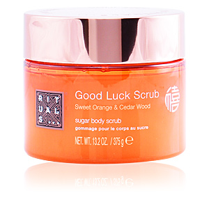 Exfoliante corporal GOOD LUCK SCRUB sugar body scrub Rituals