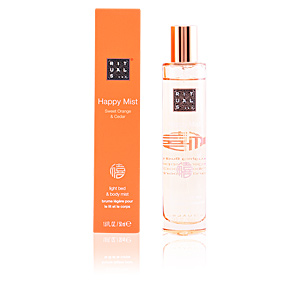 Rituals HAPPY MIST light bed & body mist perfum