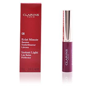 Bálsamo labial ECLAT MINUTE baume stick embelliseeur lèvres Clarins