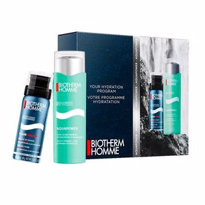 Skincare set - Shaving Set HOMME AQUAPOWER SET Biotherm