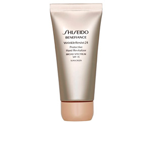 Hand cream & treatments BENEFIANCE WRINKLE RESIST 24 protective hand SPF15 Shiseido