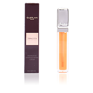 Lip gloss TERRACOTTA KISS DELIGHT balm in gloss Guerlain