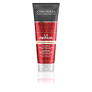 Hair loss shampoo FULL REPAIR champú reparación y cuerpo John Frieda