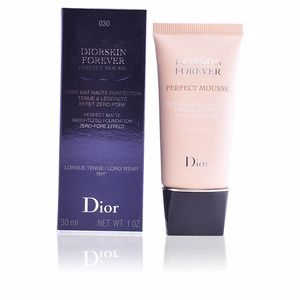 DIORSKIN FOREVER perfect mousse #030-medium beige