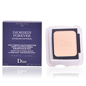 Foundation makeup DIORSKIN FOREVER extreme control refill Dior
