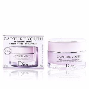 Anti aging cream & anti wrinkle treatment CAPTURE YOUTH age-delay advanced cream Dior